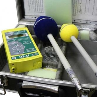 Измеритель уровней электромагнитных излучений П3-41