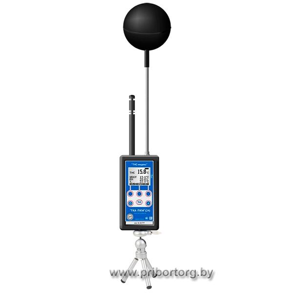 Термогигрометр «ТКА ПКМ» модель 24