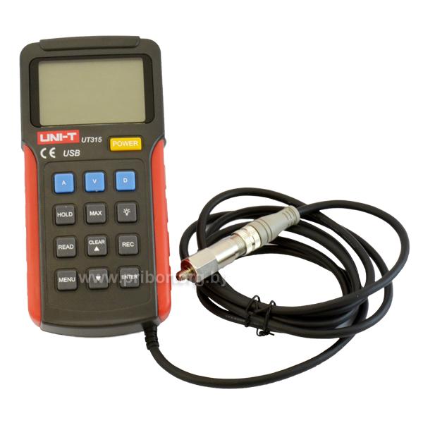 Виброметр цифровой UT315